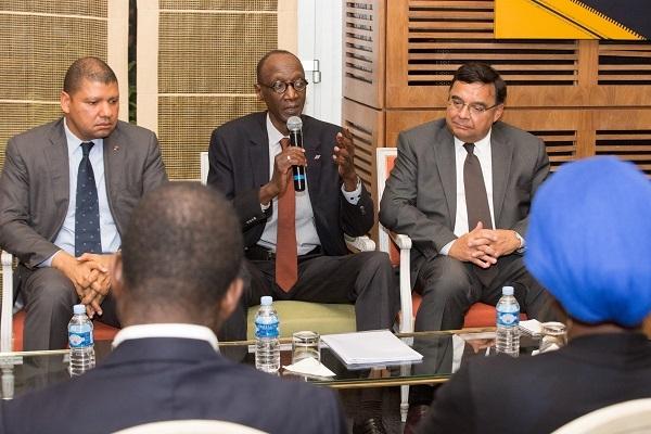 Transformation, gouvernance et diversification : triptyque condition d'une croissance partagée en Afrique (Panel Alumni Sces Po)