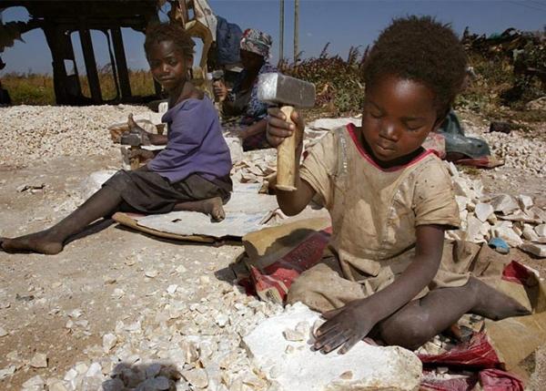 Contribution/ L'exploitation des enfants africains ne cesse de croître