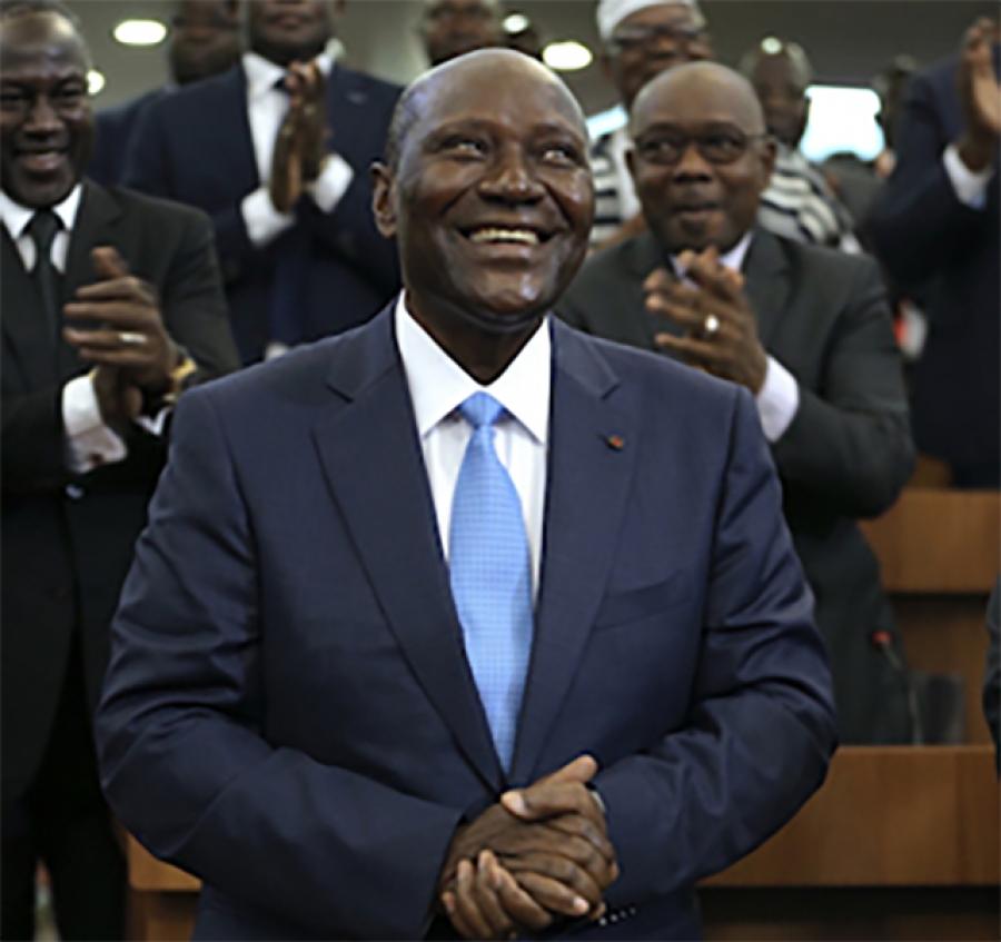 Côte d'Ivoire: Bamako, Duncan représente Ouattara au Sommet Afrique-France