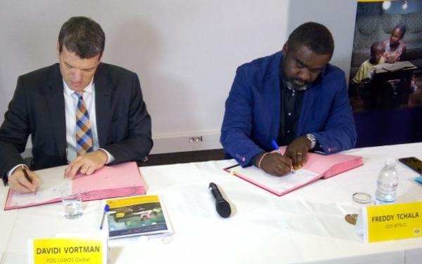 Partenariat pour un accès généralisé des ivoiriens à l'énergie solaire
