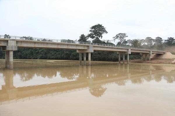 Côte d'Ivoire : Le pont de Bettié inauguré ce vendredi