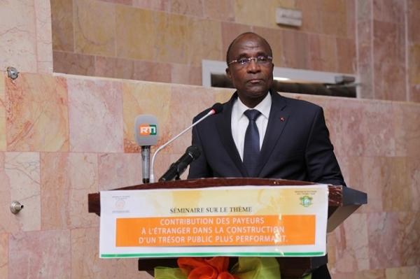 Côte d'Ivoire : Les payeurs à l'étranger à sauvegarder l'image et la crédibilité du Trésor public