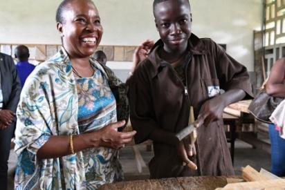 Côte d'Ivoire : L'Union européenne et l'Unicef en aide aux jeunes en conflit avec la loi