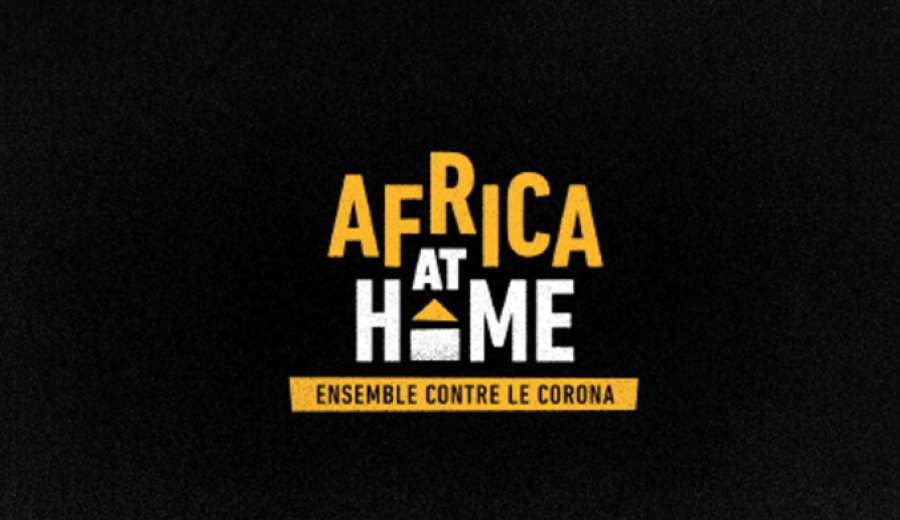 Africa At Home ensemble contre le corona