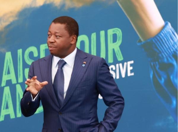 Togo : Faure Gnassingbé rencontre Boris Johnson et participe au Sommet sur l'éducation