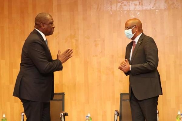 Etat / Secteur Privé : le Premier Ministre Hamed BAKAYOKO rassure les acteurs du secteur privé sur le maintien d'un climat de paix