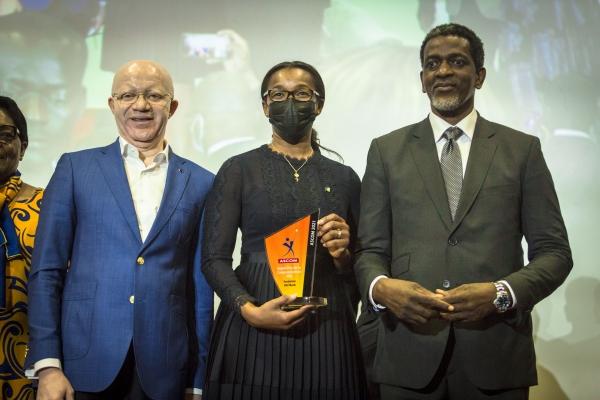 Côte d'Ivoire: 8ème édition des ASCOM 2021: Le Grand prix de la Communication RSE décerné à la Fondation BGFIBank