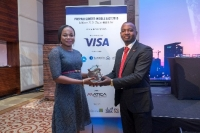 "UBA Cameroun remporte le prix ""Prepaid Innovative Product of the Year"""