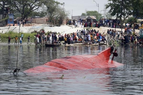Nigeria: 30 morts après le chavirage d'un bateau