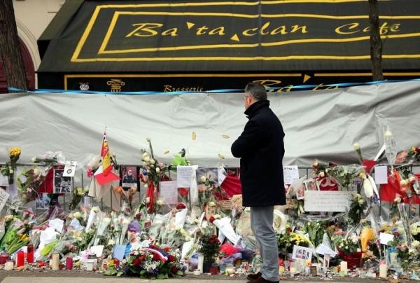 France : Commémoration des attentats du 13 Novembre