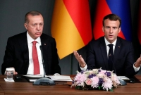 La tension monte entre Ankara et Paris