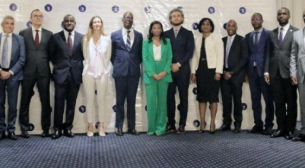 Côte d'Ivoire/ Développement économique des pays africains :  '' A NEW RAOD'' lance officiellement ses activités